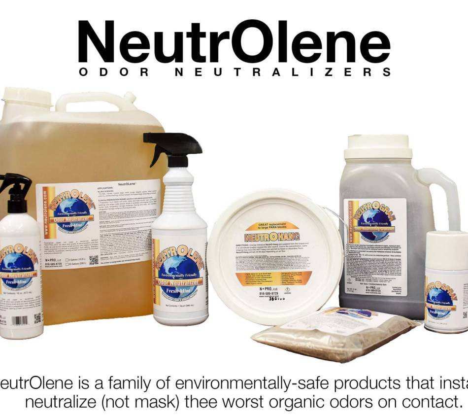 NeutrOlene new products