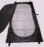 Heavy Duty Transport Body Bag Lined - Medium