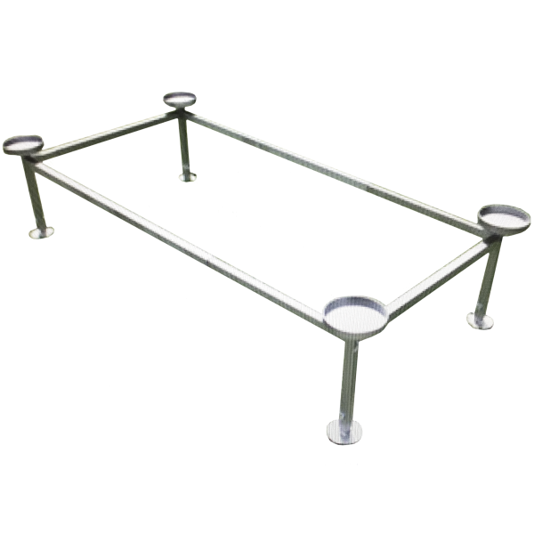 Lowering Device Stand