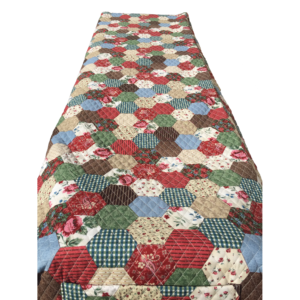 Quilted Cot Cover 02