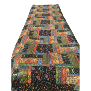 Quilted Cot Cover 03